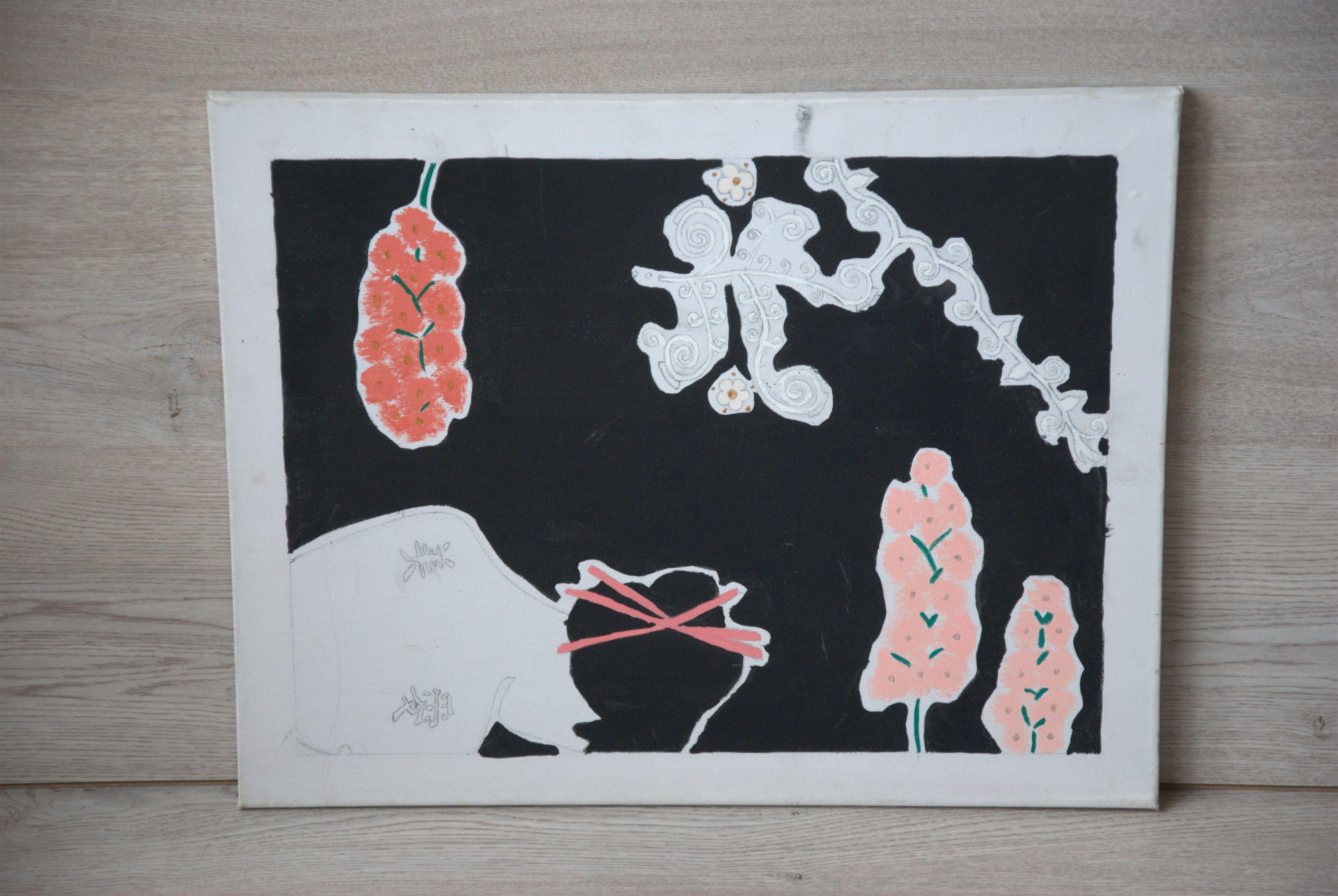 Amateur schilderkunst scholieren 2