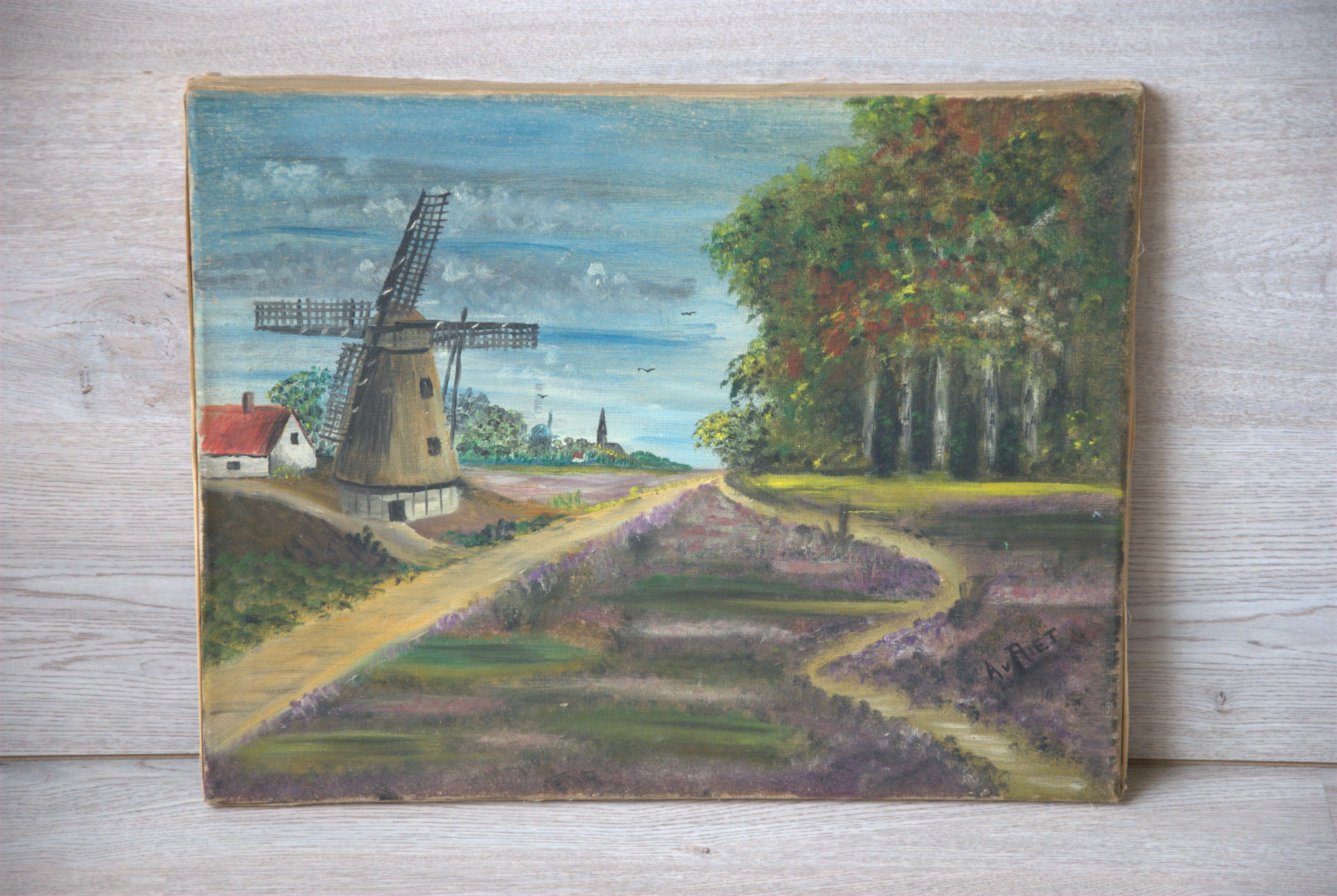 Amateur schilderkunst v. Riet_05